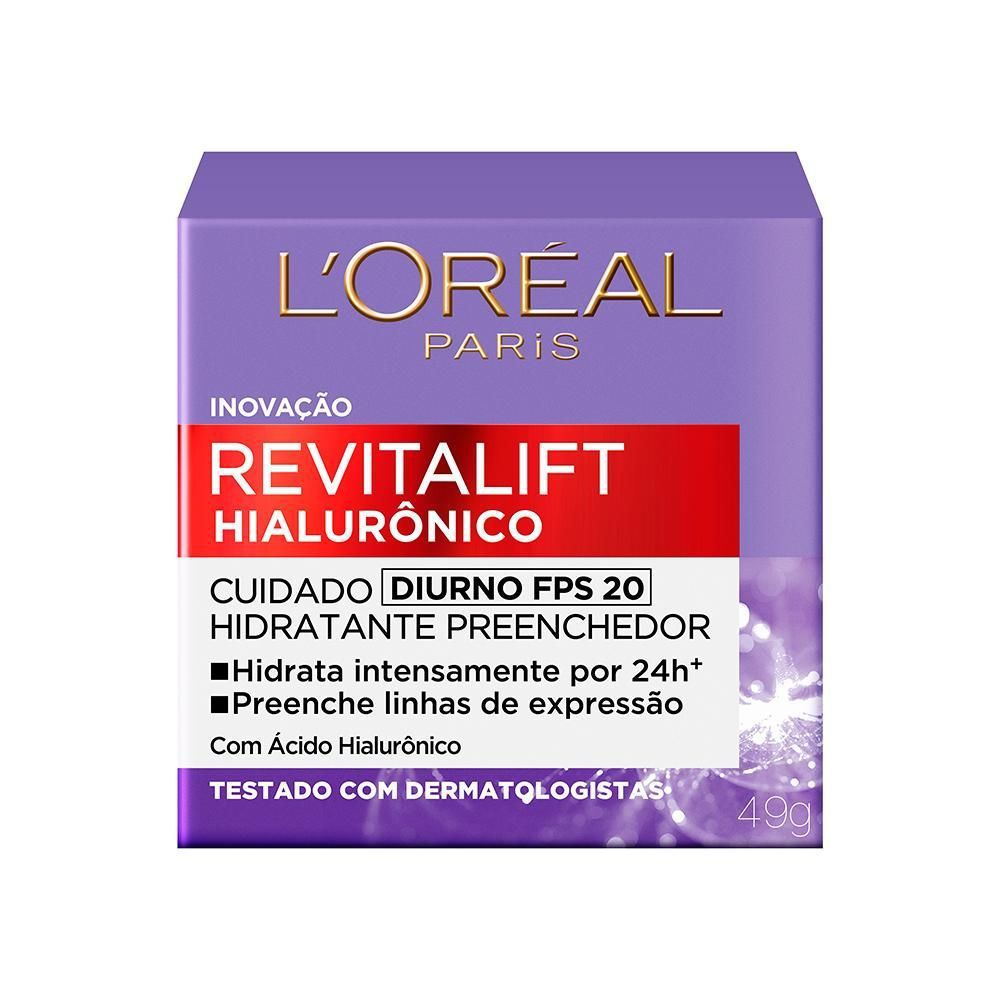 Kit Hialurônico Revitalift