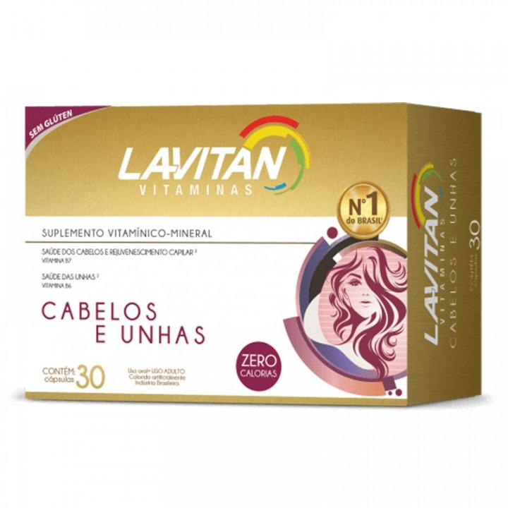 .LAVITAN HAIR 30'S