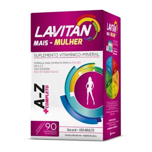 Lavitan Mais Mulher com 90 Comprimidos