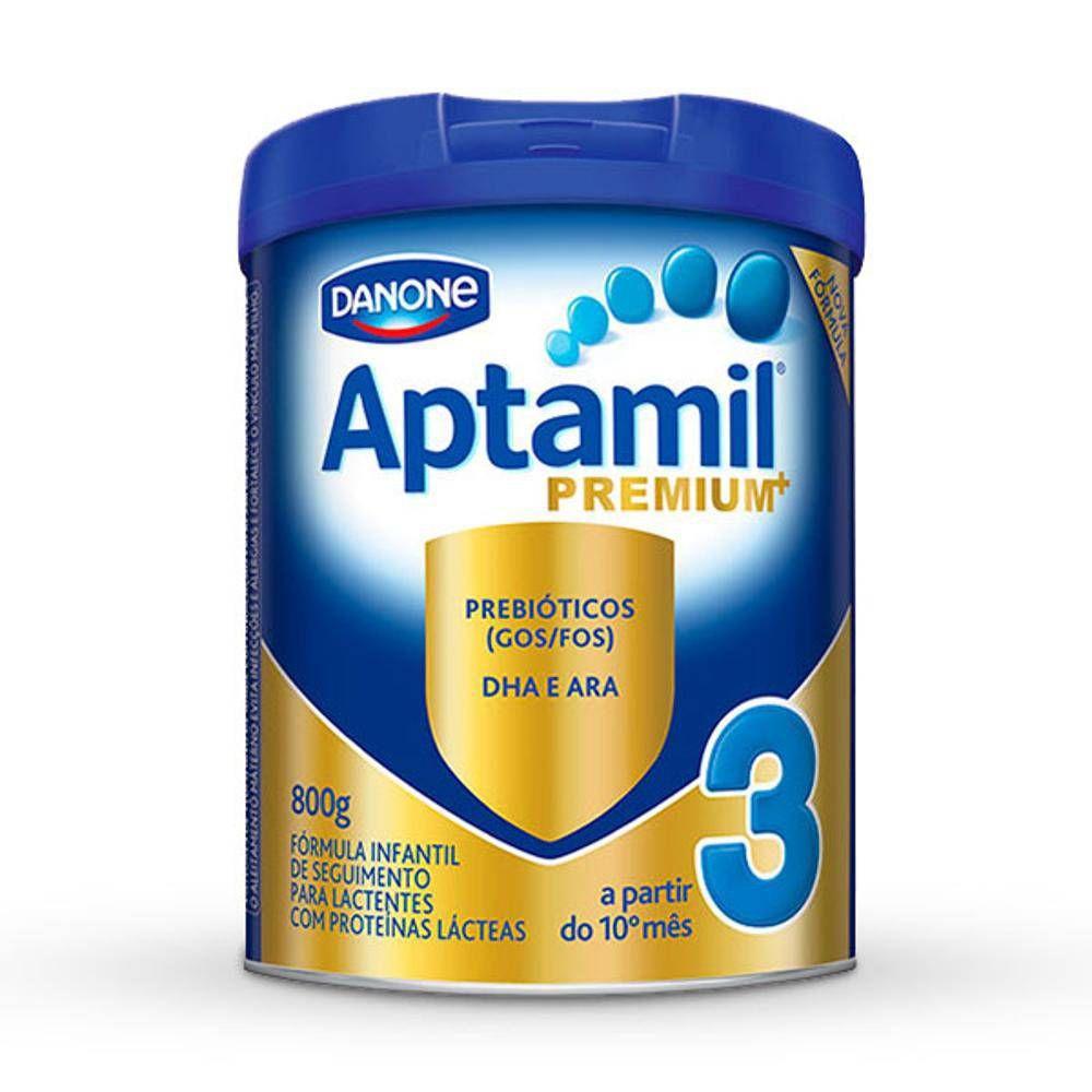 Leite Aptamil 3 Premium 800g