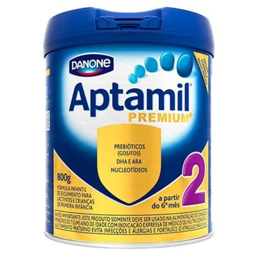 Leite Aptamil Premium 2 800g