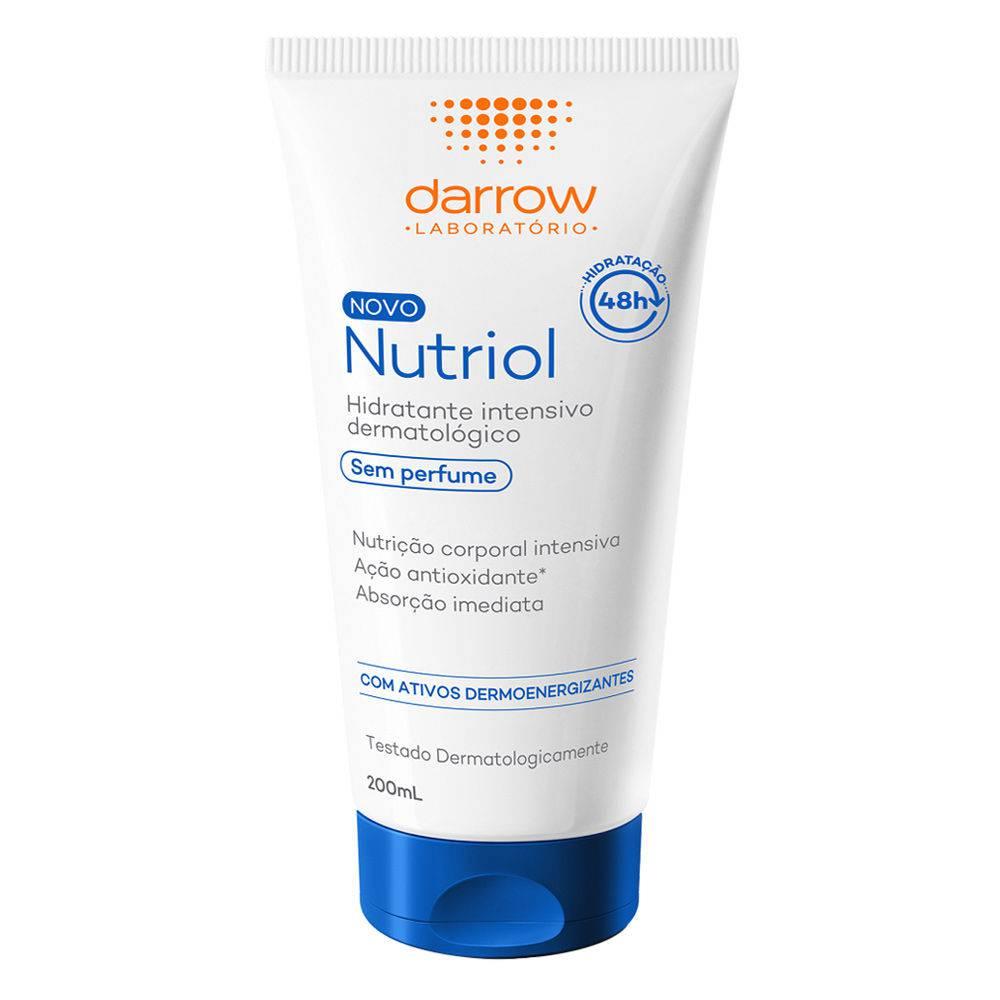 Loção Hidratante Darrow Nutriol - Sem Perfume