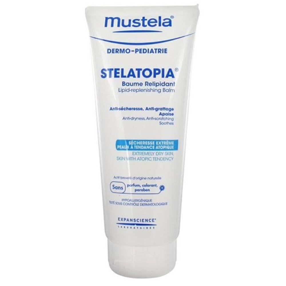 Mustela Dermo Pediatria Stelatopia Balsamo Hidratante 200ml