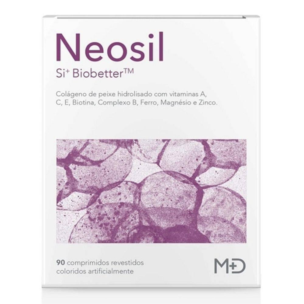 Neosil Colágeno de Peixe Hidrolisado c/ 90 Comprimidos