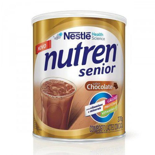 Nutren Senior chocolate 370g - Nestlé