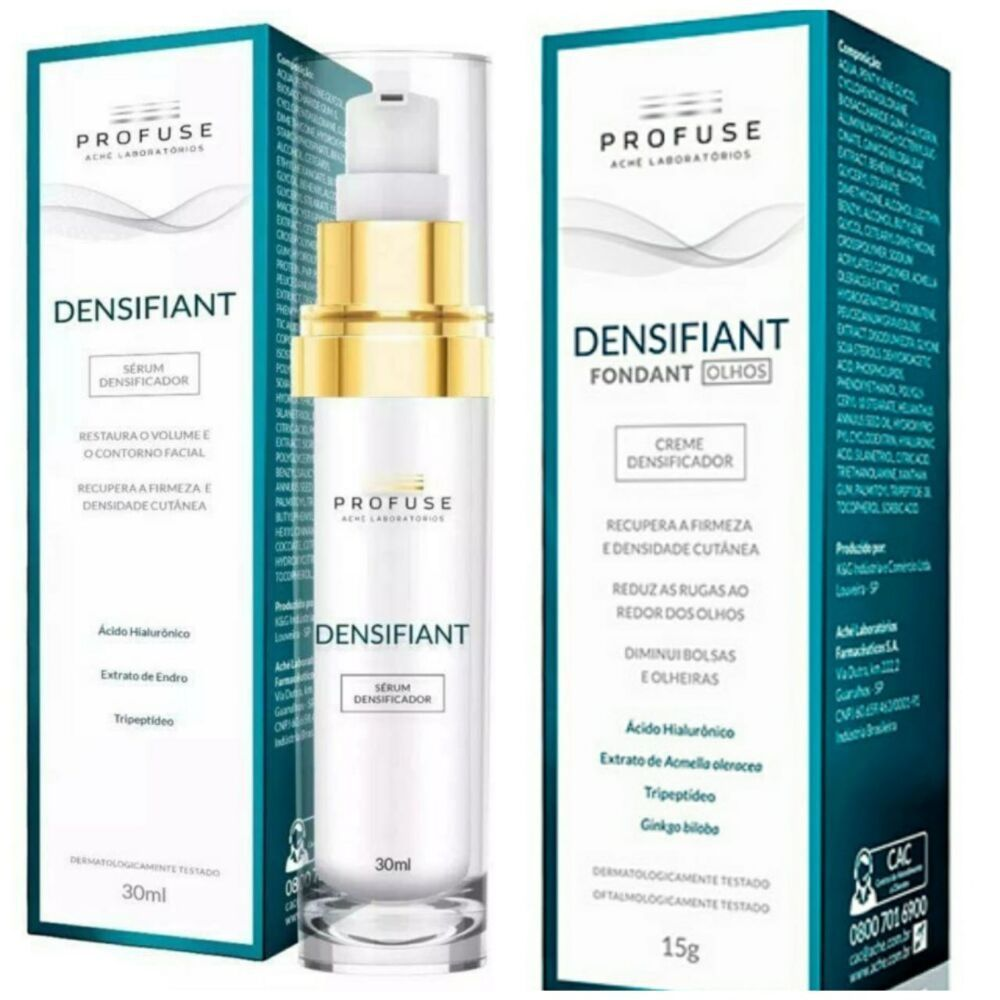 Profuse Densifiant Serum 30ml + Profuse Densifiant Olhos Fondant 15 gr