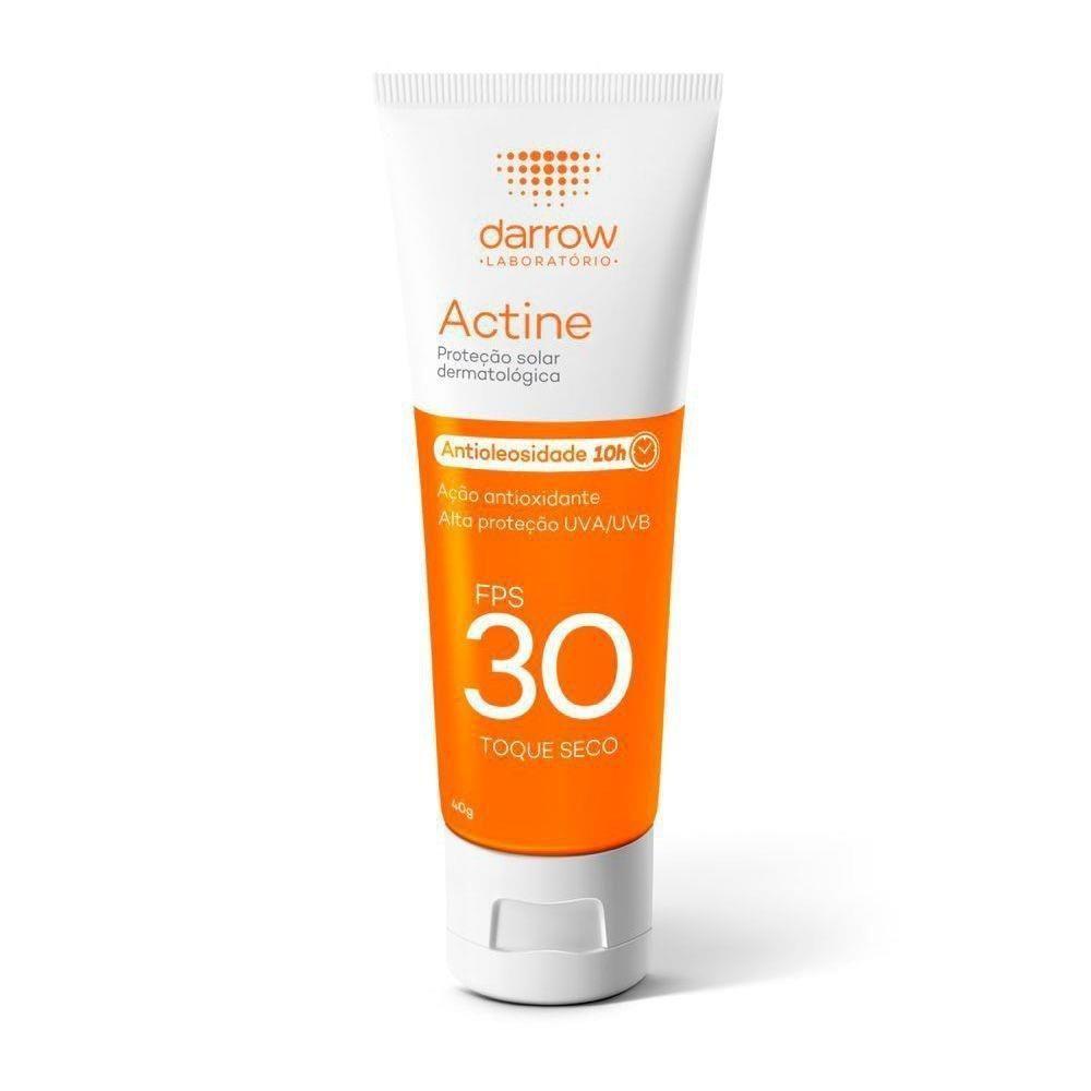Protetor Solar Darrow Actine  Fps 30