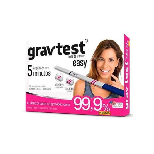 Teste de Gravidez Grav-test easy