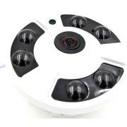 Câmera EKS TECH Panorâmica HD Alta Definição (1.3MP | 960p | 270º | Plast)