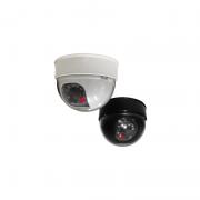 Câmera Falsa Dome 3 Polegadas com Led Bivolt (110v / 220v)