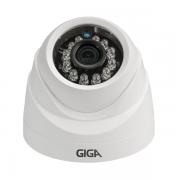 Câmera Giga GS0019 Dome Open HD Orion IR 20M UTC DWDR (1.0MP | 720p | 2.6mm | Plast)