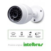 Câmera Intelbras Bullet IP Mibo IC5 Alta Definição (1.0MP | 720p | 2.8mm | Metal)