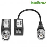Conversor HD Vídeo Balun XBP 402 HD - Intelbras!