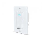 Automação Inteligente MULTILASER LIV - SE235 Interruptor  1 tecla Wifi