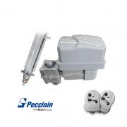 Kit Motor para Portão Basculante Flash 127v 1.5m V3 Aluminio Peccinin