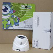 OUTLET - Câmera Giga GS0011 Dome Open HD 720P Plus IR 20M UTC DWDR (1.0MP | 720p | 2.6mm | Plast)