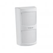 Sensor Infravermelho Passivo IVP com Fio ECP - Visory Duplo Semi Externo