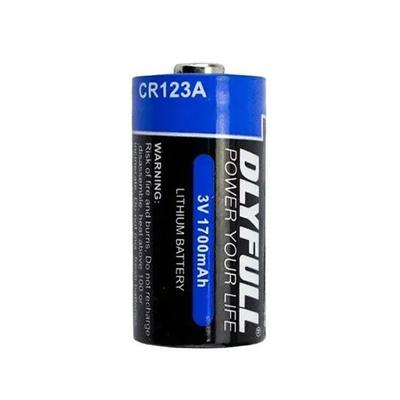 Bateria CR123a 3v Dlyfull.