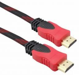 Cabo HDMI YDTECH com Filtro Especial preto- 5 Metros