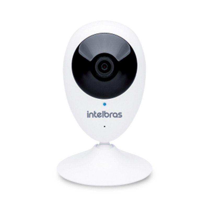 Câmera Intelbras IP Mibo IC3 Alta Definição (1.0MP | 720p | 2.8mm | Plast)