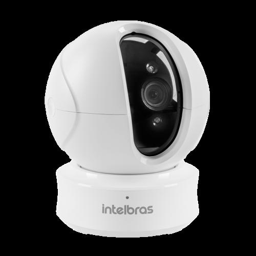 Câmera IP Intelbras Mibo IC4 Rotação 360 Wi-Fi HD (1.0MP   720p   4mm   Plast)