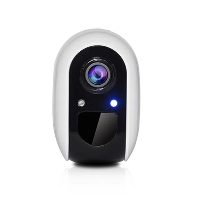 Câmera Inteligente MULTILASER - LIV SE227 Portátil (Wi-Fi | 2MP).