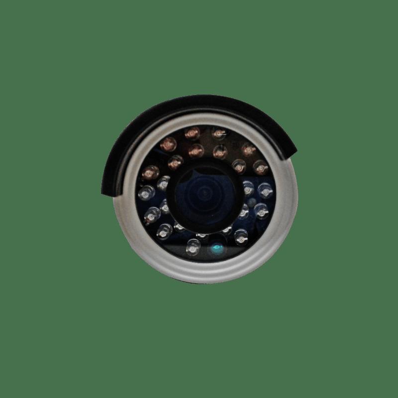 Câmera Tecvoz Bullet Flex HD  QCB-1036 Alta Definição (1.0MP | 720p | 3.6mm | Metal)