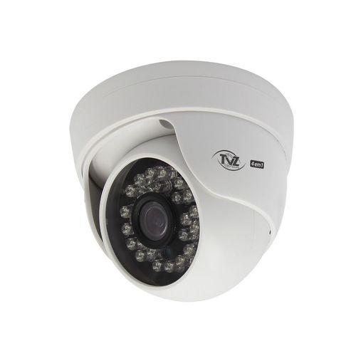Câmera TVZ Dome Flex HD 4DMP2Q Full HD (2.0MP | 1080p | 2.8mm | Plast)