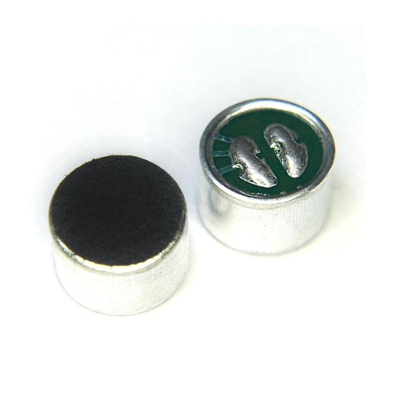 Capsula Microfone de Eletreto CFTV