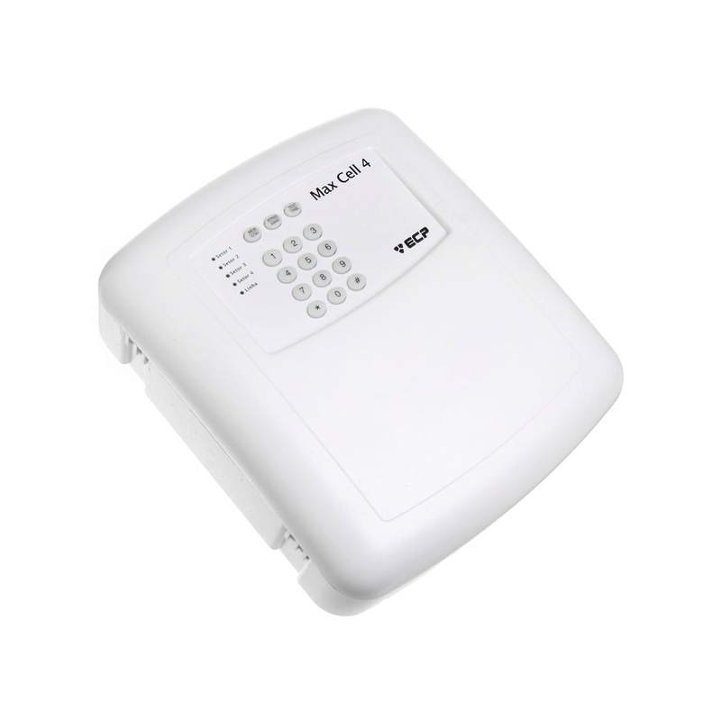 Central de Alarme ECP Alard Max Cell 4