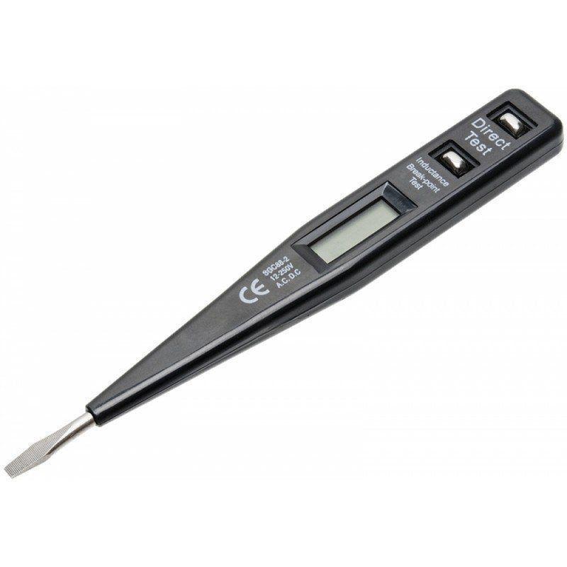 Chave de Teste Digital 12 A 220 Volts
