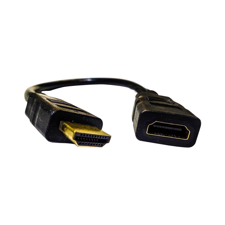 Chicote Extensor Flexível para HDMI