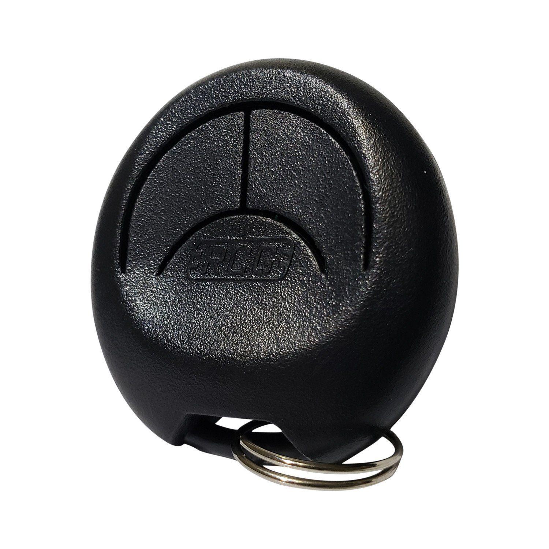 Controle Remoto Transmissor RCG 433,92MHz Trigger - Preto.