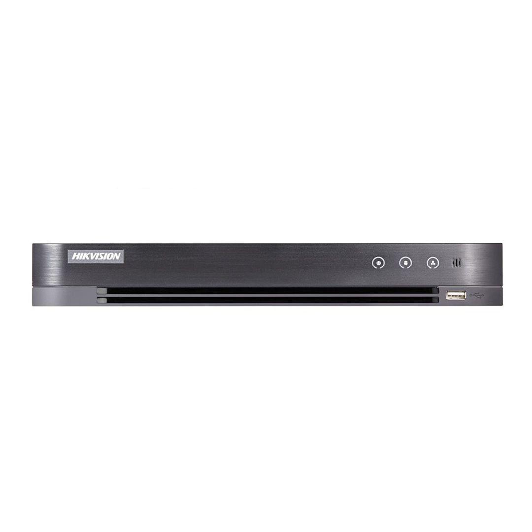 DVR Hikvision 16 Canais 5 Em 1 DS-7216HQHI-K1