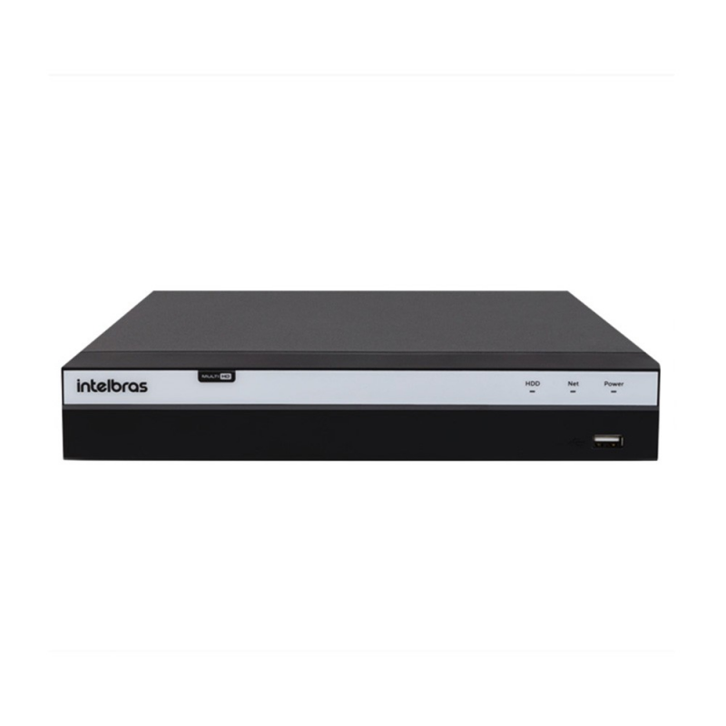 DVR Intelbras 16 Canais Multi HD Full HD MHDX 3116.