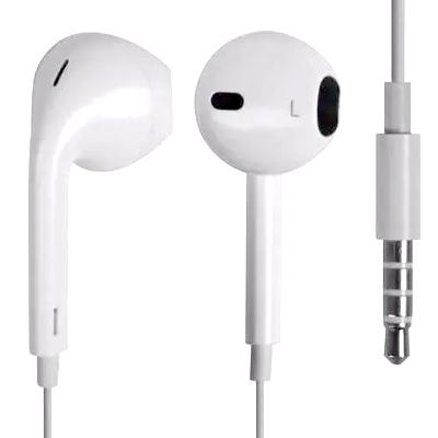 Fone de Ouvido BLOOM (Microfone integrado | Controle de chamada| 1,20 metros)