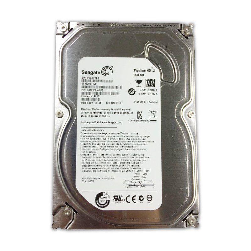 HD Sata Seagate 320GB - Refurbished