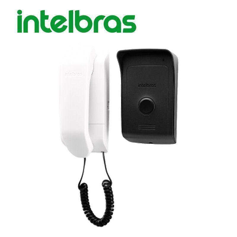 Interfone Porteiro Intelbras Residencial IPR 1010