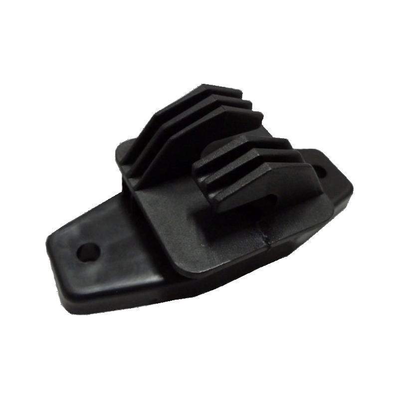 Isolador tipo W para Cerca Elétrica Industrial