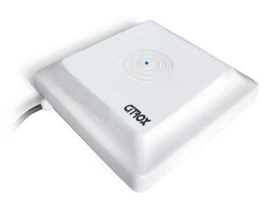Leitor RFID Antena Veicular Leitura de Tag 900 MHz Para Controle de Acesso - Citrox.