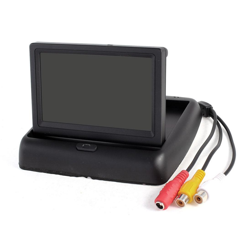 Monitor Lcd 4.3° Pol TFT Color