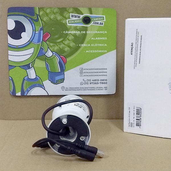 OUTLET - Câmera Giga GS0029 Bullet Open HD Sony Exmor IR 30M UTC DWDR IP66 (2.0MP   1080p   3.6mm   Metálico)