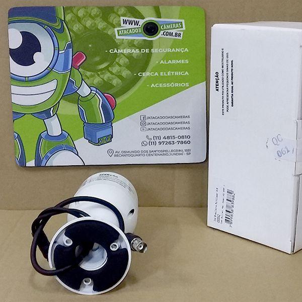 OUTLET - Câmera Giga GS0042 Bullet Open HD IR 30M 4MM CMOS IP66 (4.0MP | 1440p | 3.6mm | Metal)