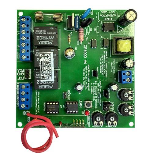 Placa Central CP 4000 para Motor Peccinin.