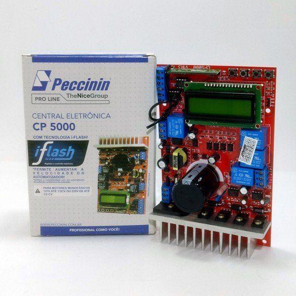 Placa Central CP 5000 para Motor Peccinin