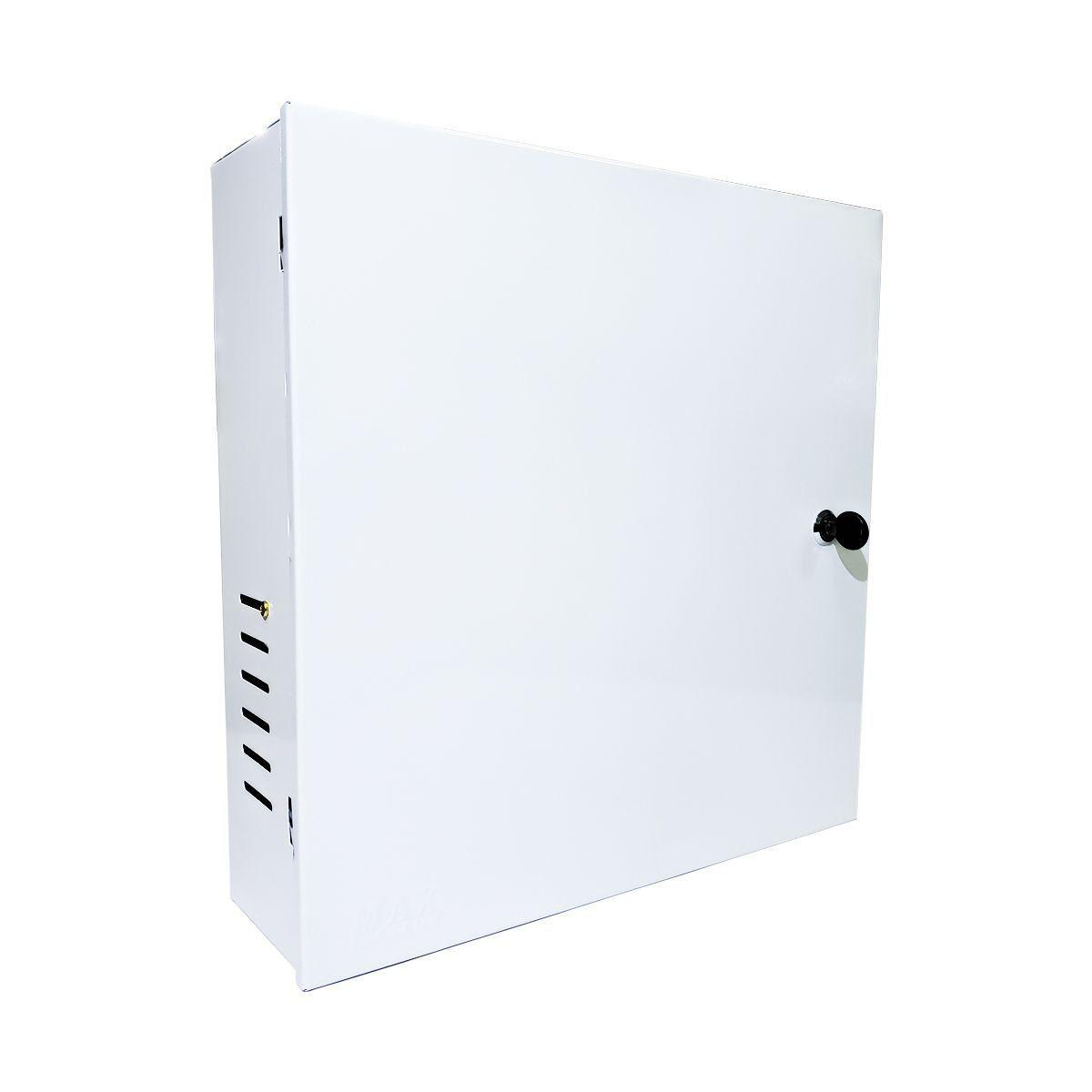 Rack Vertical Fine c/ Placa Eletrônica 16 Canais Max Eletron