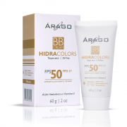 BB Cream HidraColors FPS 50 - Natural 60g