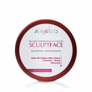 SculptFace Máscara Gel-creme de Massagem Facial 3D 150g