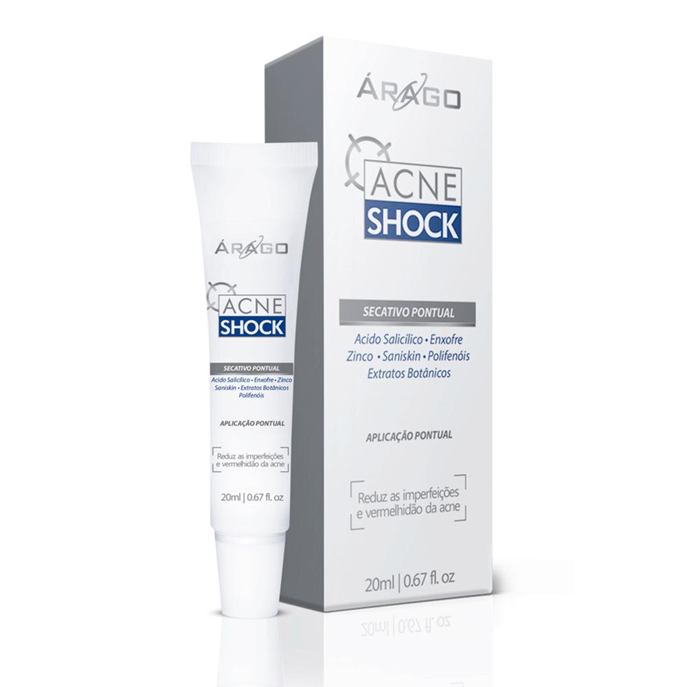 AcneShock Secativo Pontual 20ml