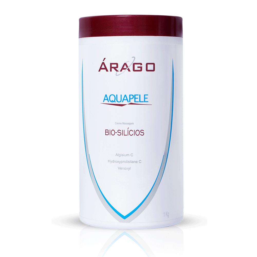 Aquapele Creme Massagem Bio-Silícios 1kg